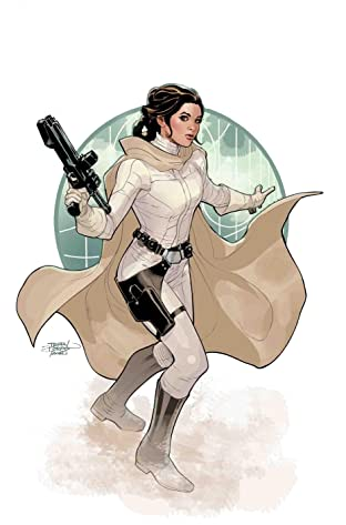 Star Wars: Age Of Rebellion - Princess Leia (2019) No.1
