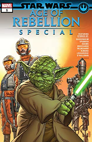 Star Wars: Age Of Rebellion Special (2019) #1
