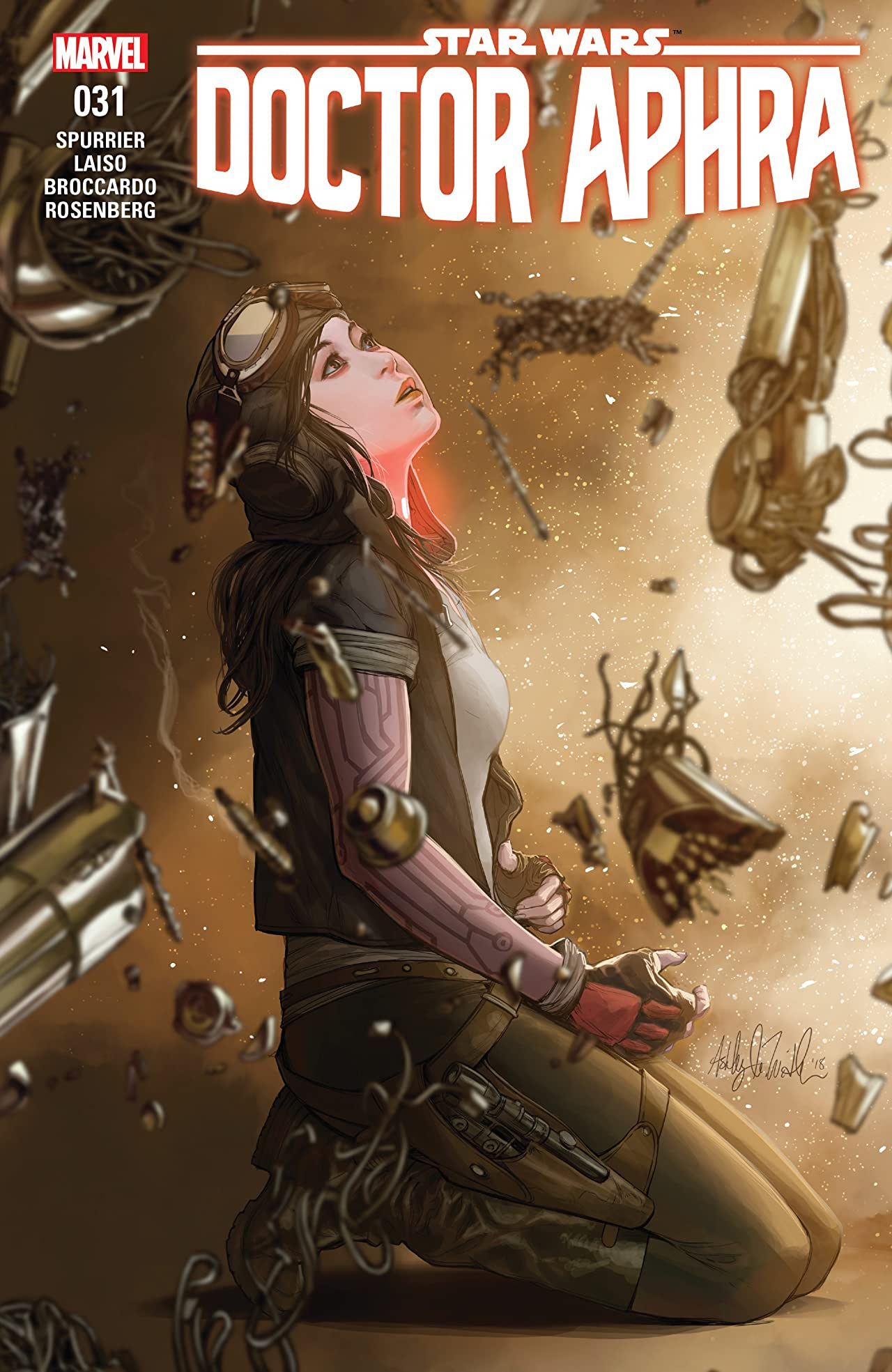Star Wars: Doctor Aphra (2016-) No.31