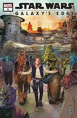 Star Wars: Galaxy's Edge (2019) #1 (of 5)
