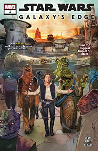 Star Wars: Galaxy's Edge (2019-) #1 (of 5)