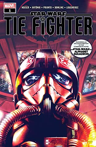 Star Wars: Tie Fighter (2019) No.1 (sur 5)