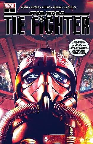 Star Wars: Tie Fighter (2019) #1 (of 5)