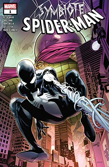 Symbiote Spider-Man (2019-) #1 (of 5)