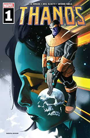 Thanos (2019-) No.1 (sur 6)