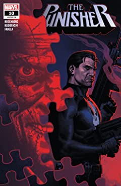 The Punisher (2018-) #10