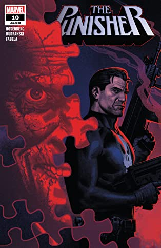 The Punisher (2018-2019) #10