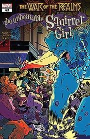 The Unbeatable Squirrel Girl (2015-) #43