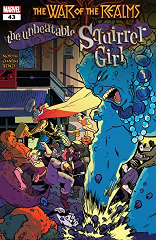 The Unbeatable Squirrel Girl (2015-) #43