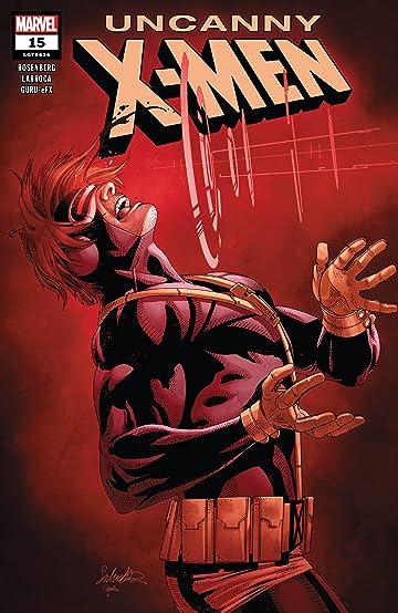 Uncanny X-Men (2018-) #15