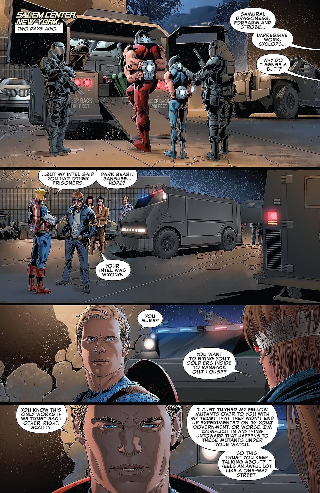 Uncanny X-Men (2018-) #16