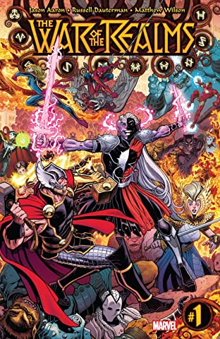 War Of The Realms (2019-) No.1 (sur 6): Director's Cut