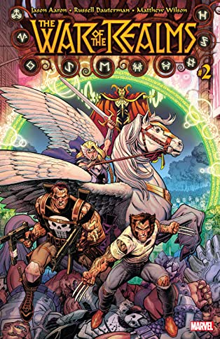 War Of The Realms (2019-) #2 (of 6)