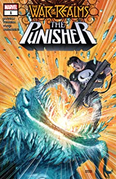 War Of The Realms: Punisher (2019) #1 (of 3)