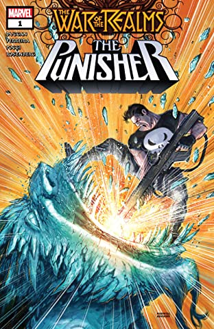 War Of The Realms: Punisher (2019-) No.1 (sur 3)