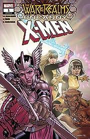 War Of The Realms: Uncanny X-Men (2019) #1 (of 3)