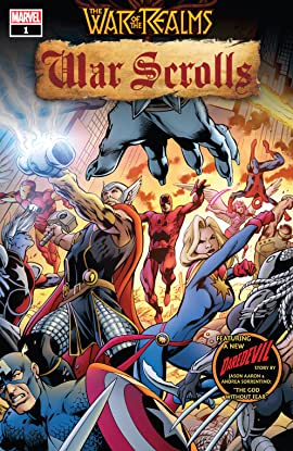 War Of The Realms: War Scrolls (2019) #1 (of 3)