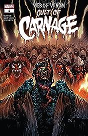 Web Of Venom: Cult Of Carnage (2019) No.1