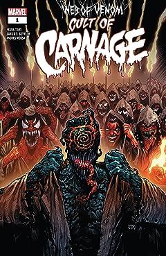 Web Of Venom: Cult Of Carnage (2019) #1