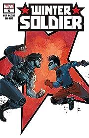 Winter Soldier (2018-) #5 (of 5)