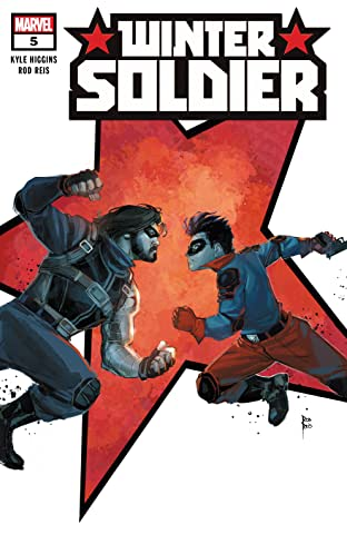 Winter Soldier (2018-) #5 (of 5)