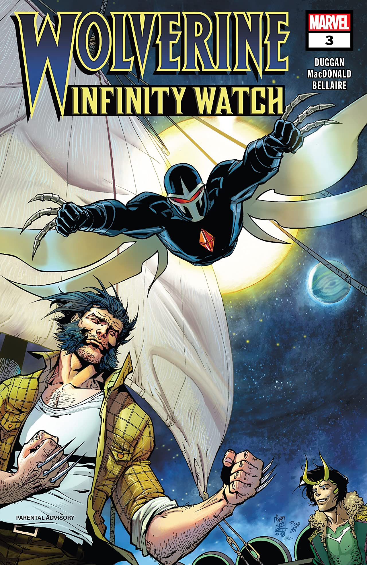 Wolverine : Infinity Watch - Tomes : 1,2,3