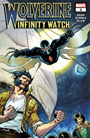 Wolverine: Infinity Watch (2019) #3 (of 5)