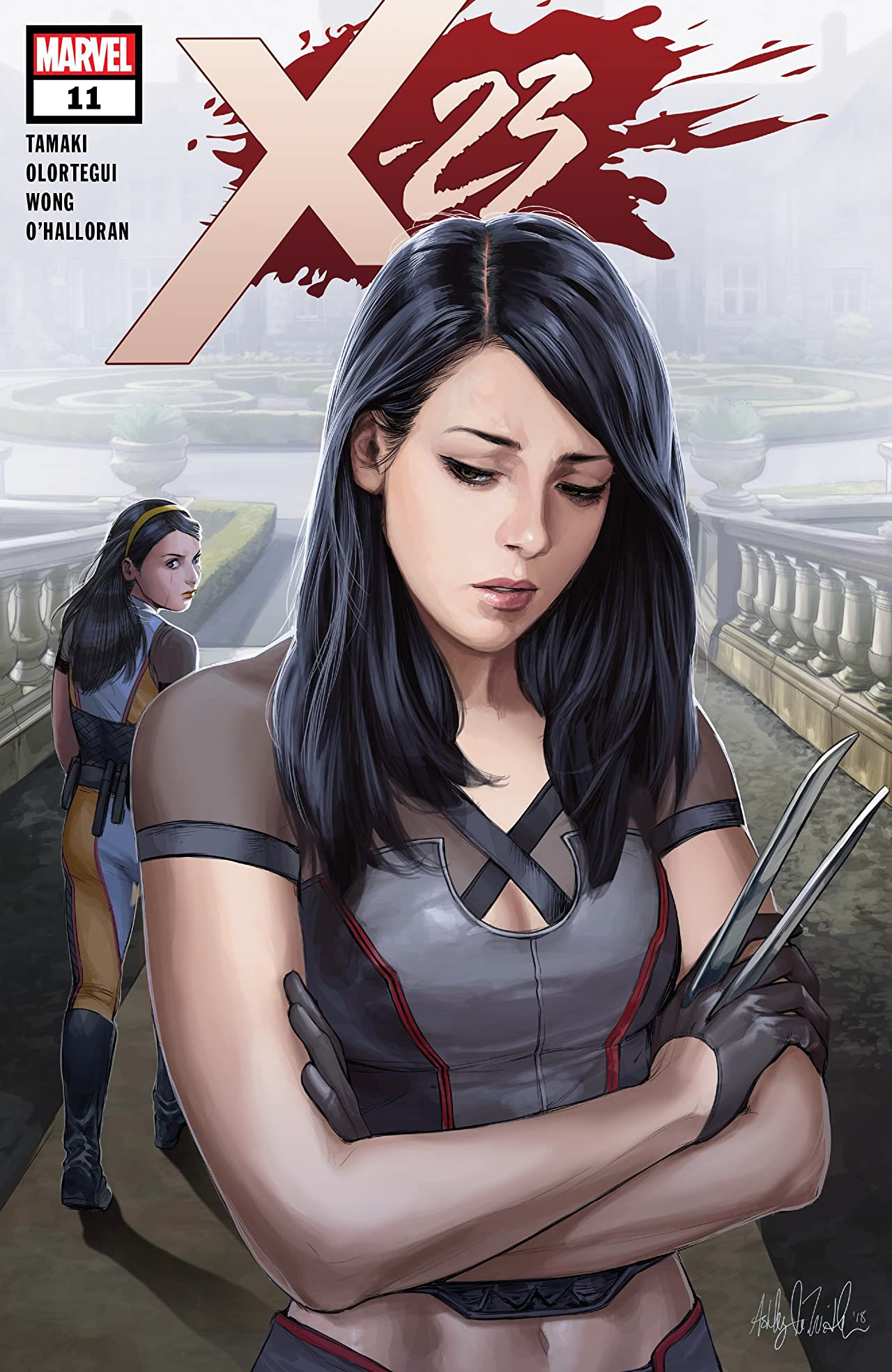 X-23 - Tome 11