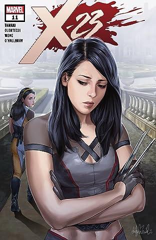 X-23 (2018-) #11