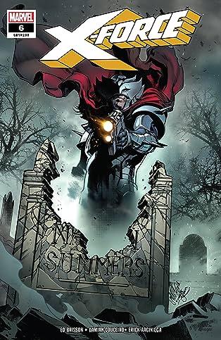 X-Force (2018-2019) #6