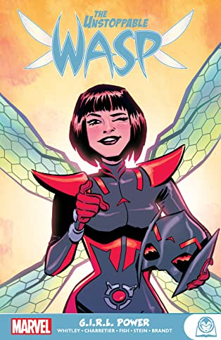 The Unstoppable Wasp: G.I.R.L. Power