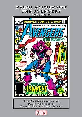 Avengers Masterworks Vol. 19