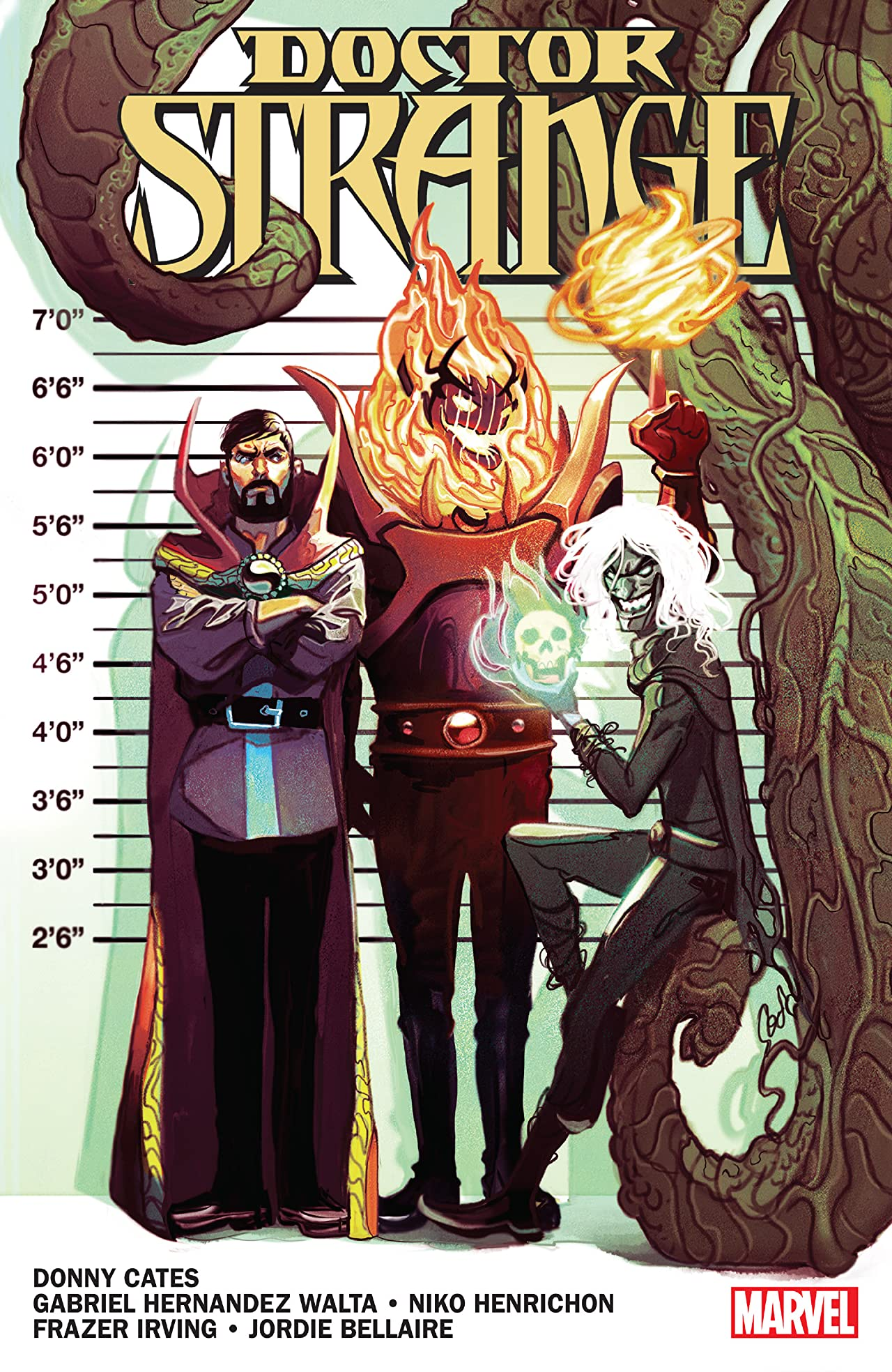 Doctor Strange by Donny Cates