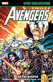 Avengers Epic Collection: Fear The Reaper