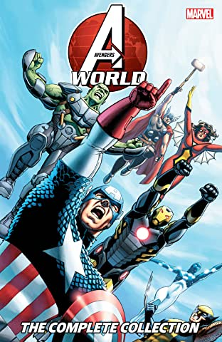 Avengers World: The Complete Collection