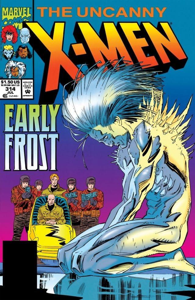 Uncanny X-Men (1963-2011) #314