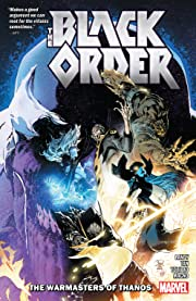 Black Order: The Warmasters Of Thanos