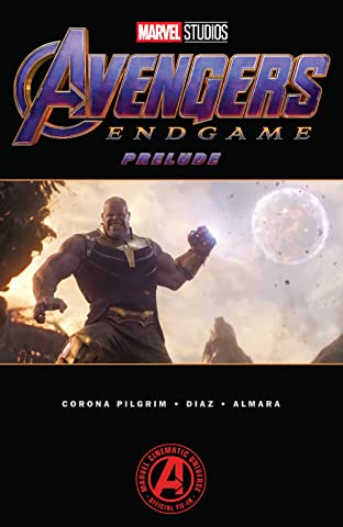 Marvel's Avengers: Endgame Prelude