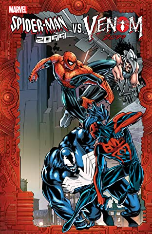 Spider-Man 2099 vs. Venom 2099