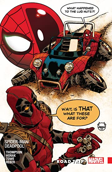 Spider-Man/Deadpool Vol. 8: Road Trip