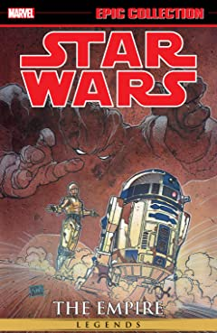 Star Wars Legends Epic Collection: The Empire Tome 5