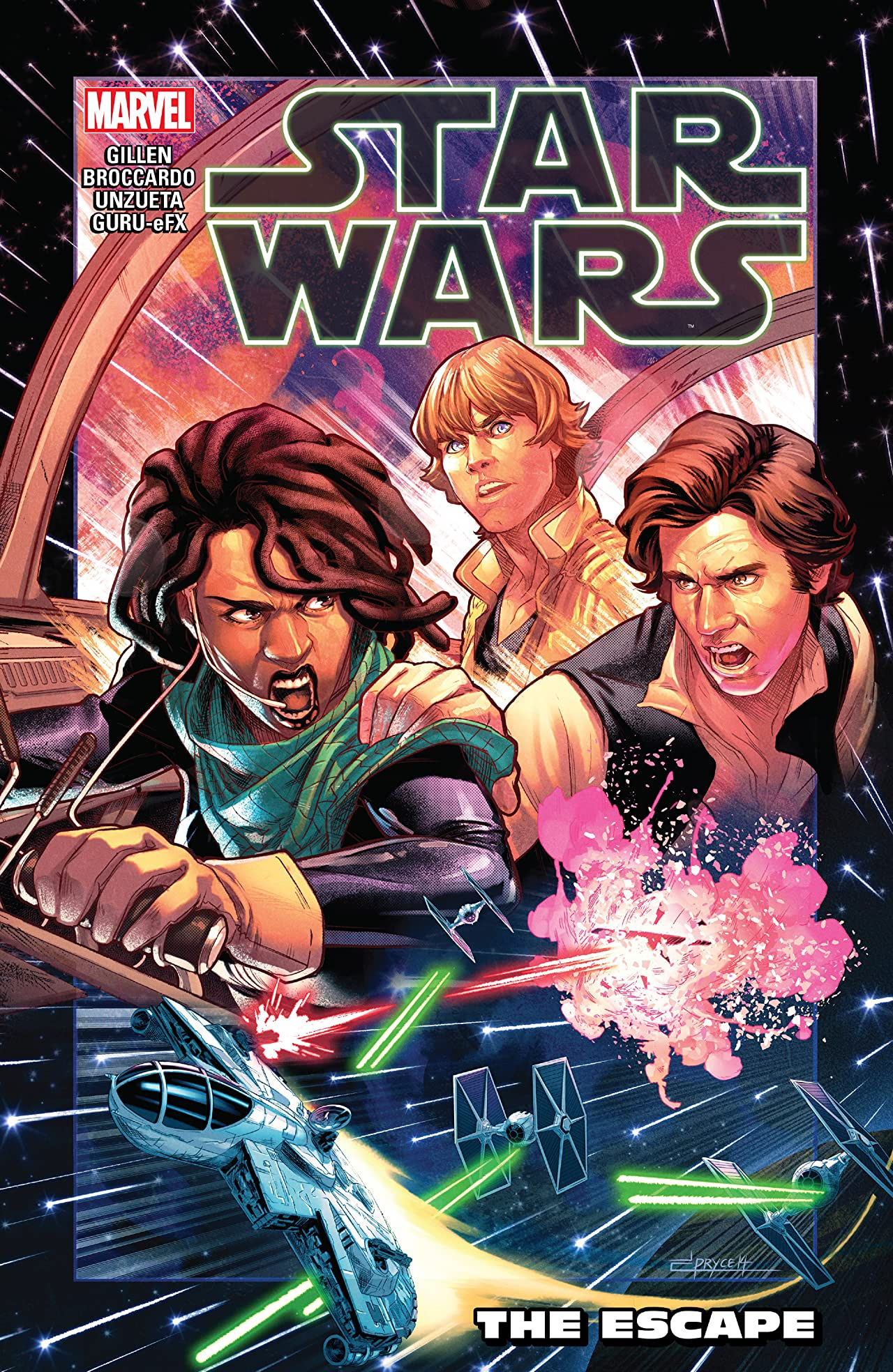 Star Wars Tome 10: The Escape