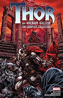 Thor by Kieron Gillen: The Complete Collection