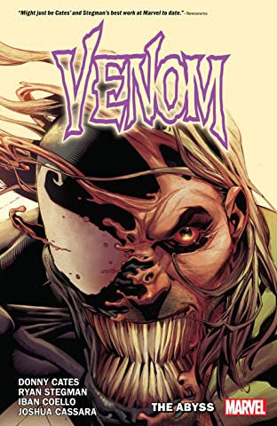 Venom by Donny Cates Tome 2: The Abyss