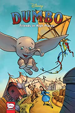 Disney Dumbo: Friends in High Places