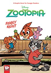 Disney Zootopia: Family Night