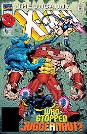 Uncanny X-Men (1963-2011) #322