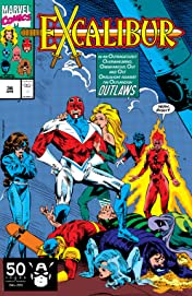 Excalibur (1988-1998) #36