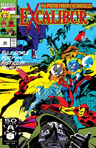 Excalibur (1988-1998) #39