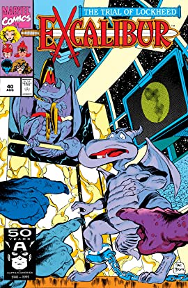 Excalibur (1988-1998) #40